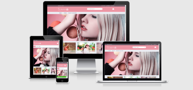 Responsive xtCommerce 6 Shopdesign