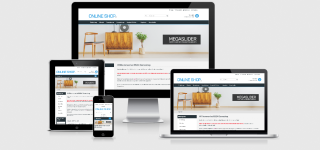 modified Responsive Template Shopdesign OCEAN