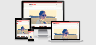 Responsive xtCommerce 5 Shopdesign MELROSE