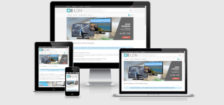 Modified Responsive Template ELON - Technik, Tools & Fashion