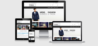Modified Responsive Template Shopdesign